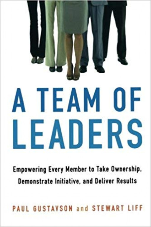 A team of leaders: empowering every member